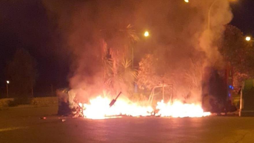 Müll-Krise auf Mallorca spitzt sich zu: In Santanyí brennen jetzt Container
