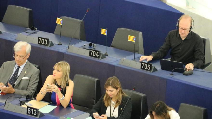 Les queixes d'un eurodiputat: «La credibilitat d'aquesta casa es veurà perjudicada»