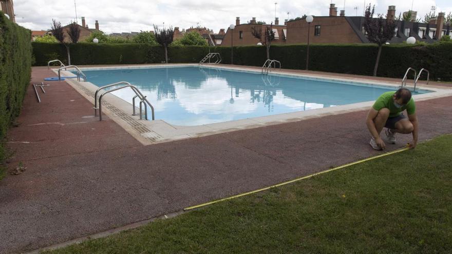 Las piscinas públicas de Zamora aplazan su apertura hasta el mes de julio
