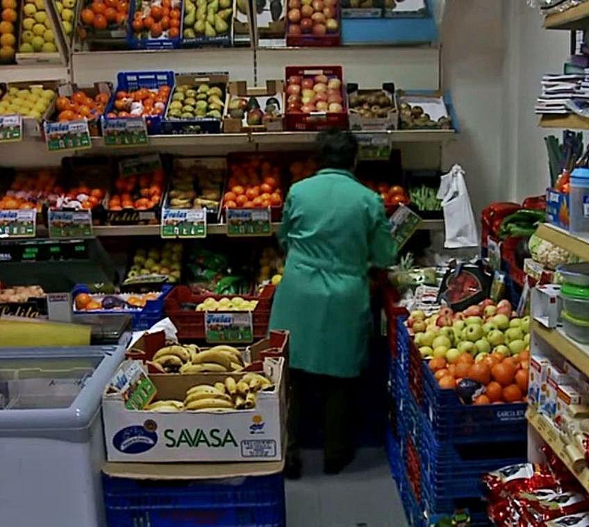 Supermercado de Moveros.