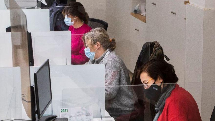 El TSJEx rechaza la subida salarial del 2% pendiente a los empleados públicos extremeños