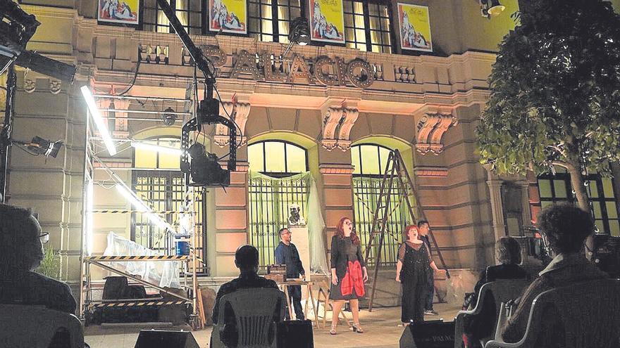 """El Palacio Valdés reabre con """"El As"""", la opereta que lo inauguró en 1920"""