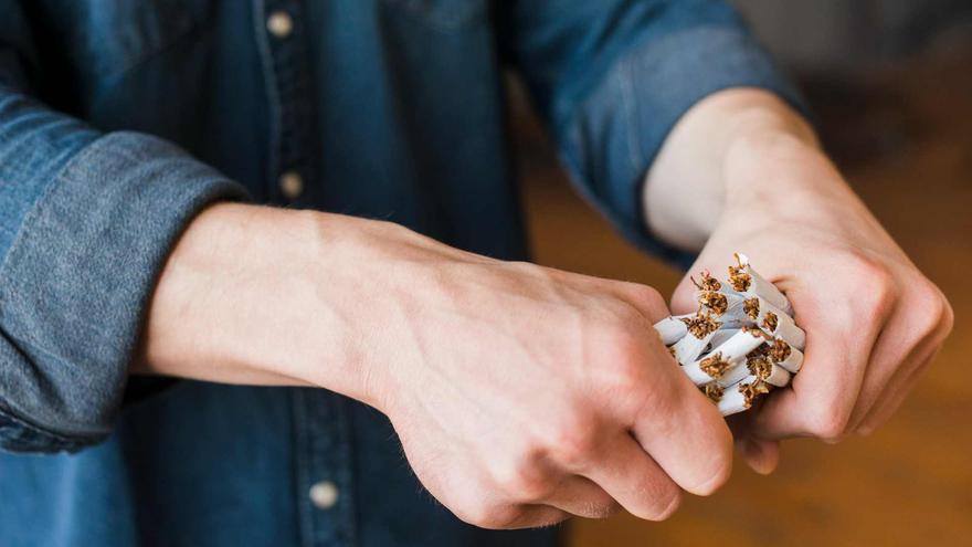 Cómo cambia el cuerpo cuando dejas de fumar