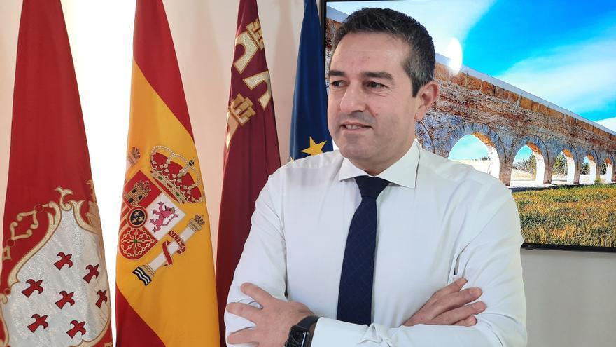 Joaquín Buendía, alcalde de Alcantarilla: «El Parque Empresarial se ubica en el nudo de comunicaciones de la Región»