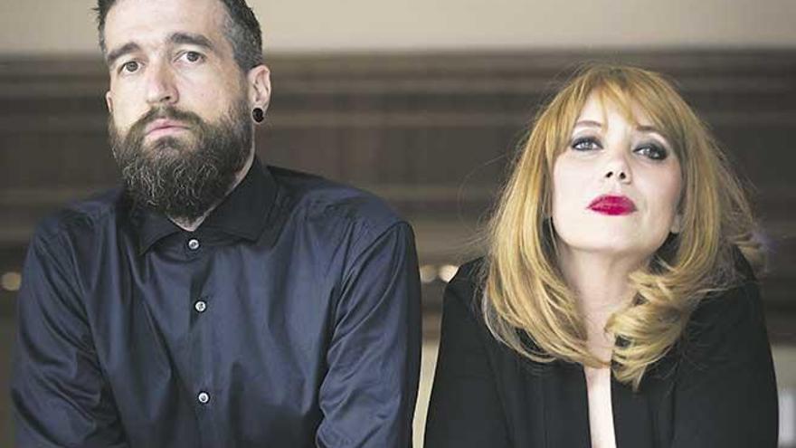 """Paula Bonet y Aitor Saraiba: """"Bolaño te enseña a no desfallecer nunca"""""""
