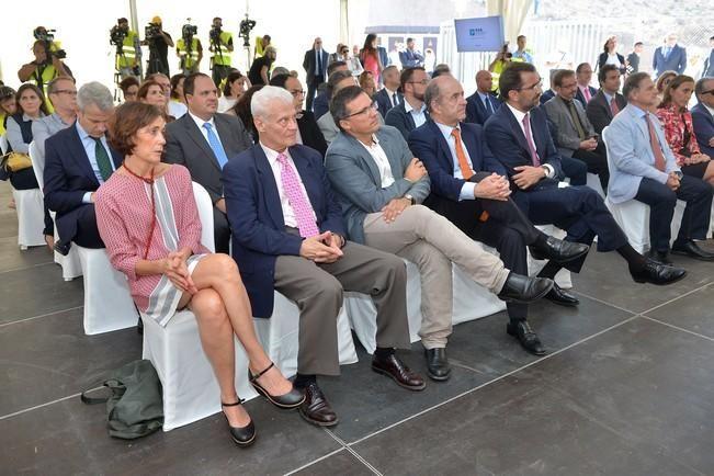 SUBESTACION SANTA AGUEDA RED ELECTRICA ESPAÑA