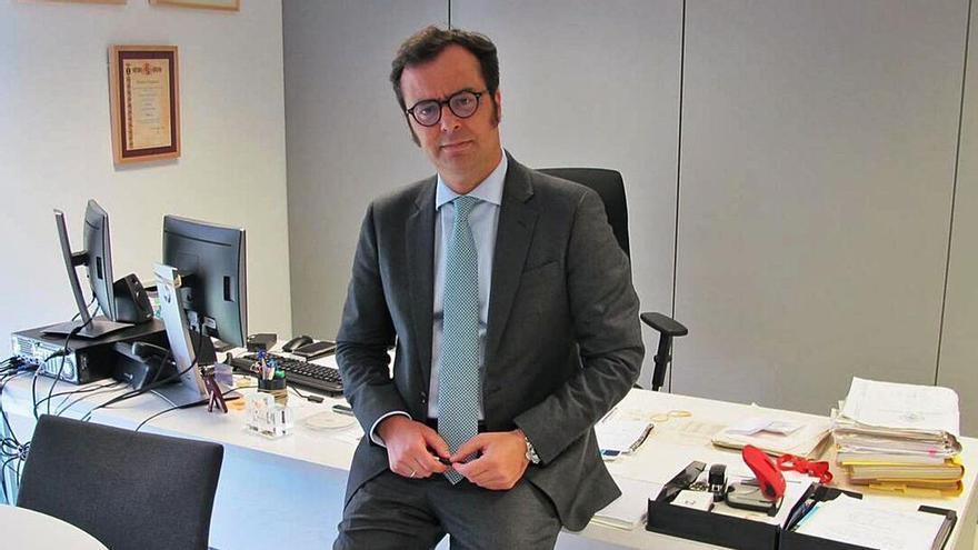 El ovetense Alejandro Abascal, nuevo titular provisional en la Audiencia Nacional
