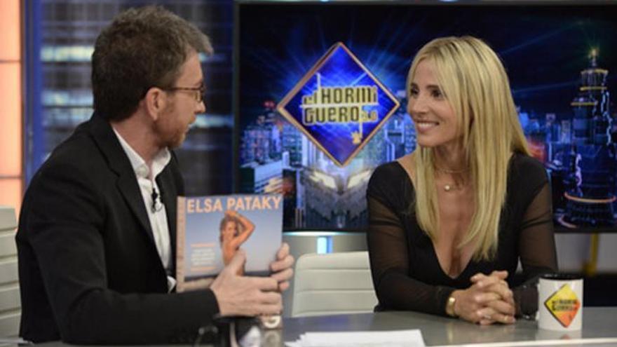 Elsa Pataky la lía en 'El Hormiguero' revelando su secreto antiedad