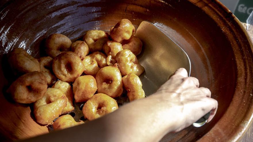 Dónde encontrar los mejores buñuelos en Palma