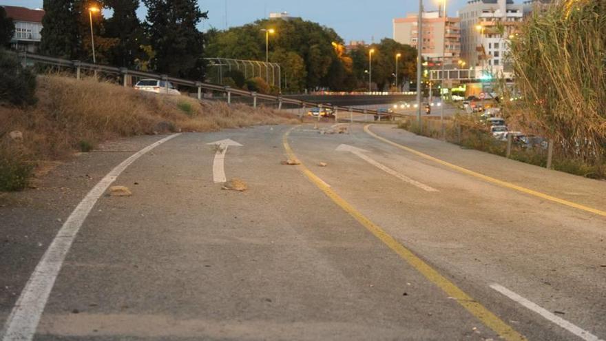 El nuevo aparcamiento disuasorio de Ronda Norte abrirá en otoño
