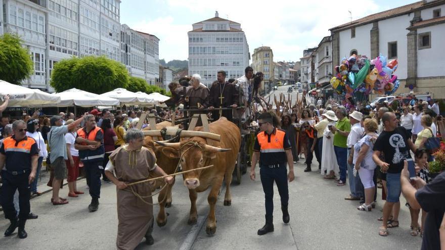 Betanzos regresa al siglo XXI tras la expulsión de los leprosos