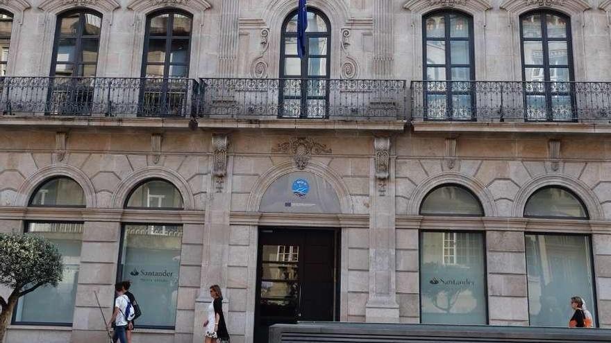 La Agencia Europea de Pesca invierte en su sede en Galicia y roza ya los 70 trabajadores