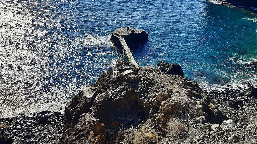 El Cabildo de Tenerife licita por 1,6 millones  el nuevo embarcadero de Masca