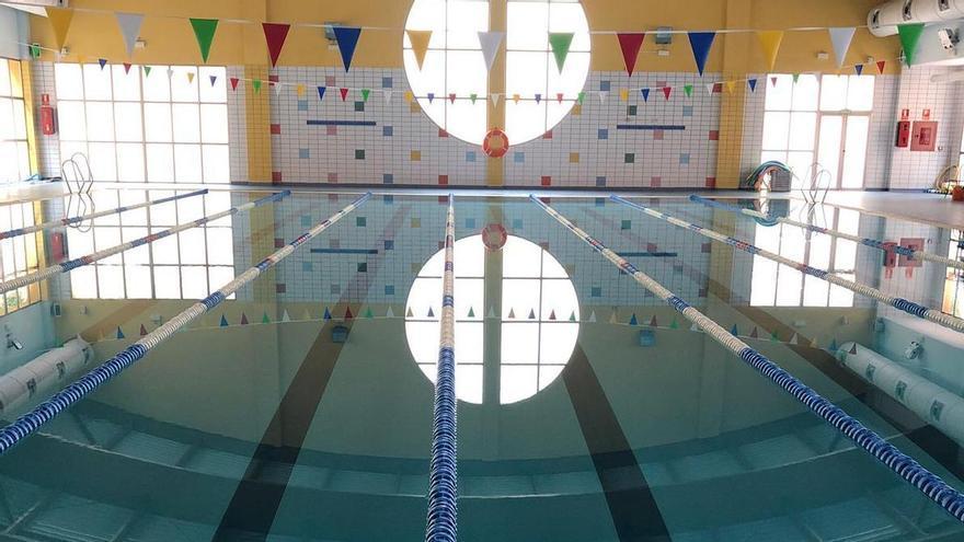 Manises cierra definitivamente la piscina cubierta