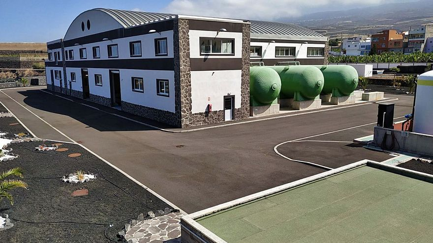 El Gobierno estudia la necesidad de implantar desaladoras en la isla