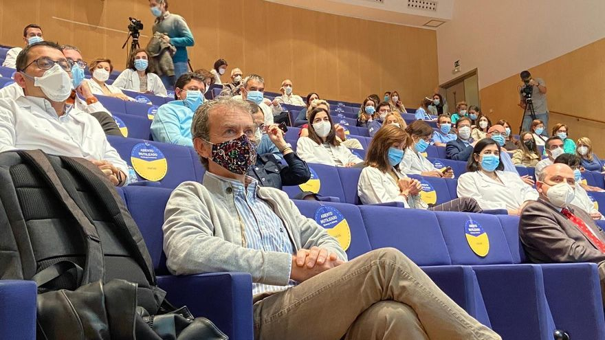 Simón plantea la opción de que el coronavirus desaparezca a finales de 2022