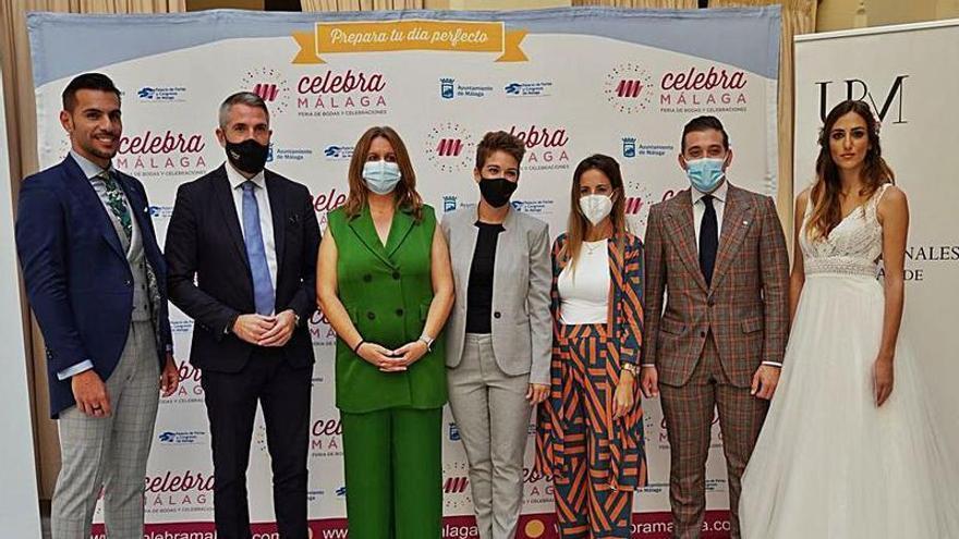 Más de 90 empresas se reúnen el fin de semana en Celebra Málaga