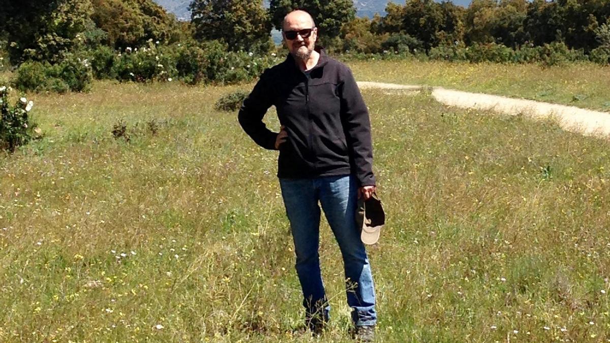 Carlos Lacasta, experto en agricultura ecológica