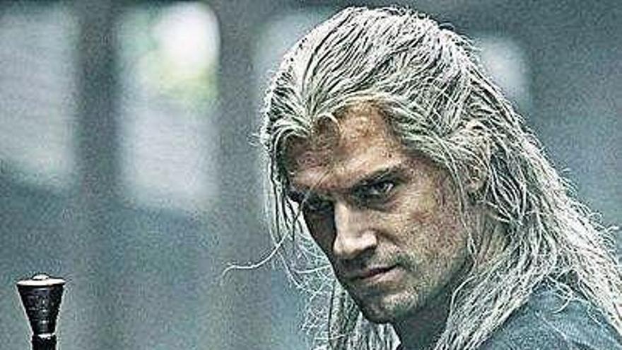 """Netflix anuncia una precuela de su serie """"The Witcher"""" de seis episodios"""