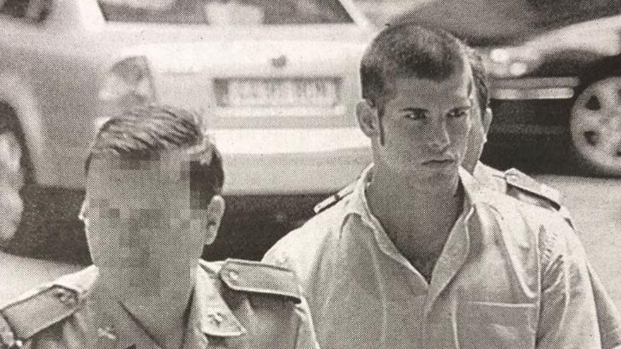 Detenido un contumaz delincuente en una pensión de Zaragoza por dar una brutal paliza a su novia