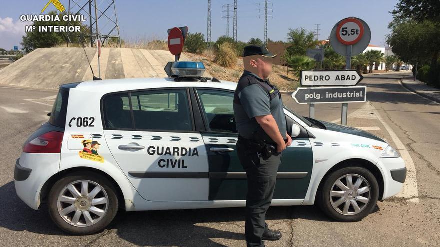 La Guardia Civil localiza a un hombre de 86 años desaparecido durante unas horas en Pedro Abad