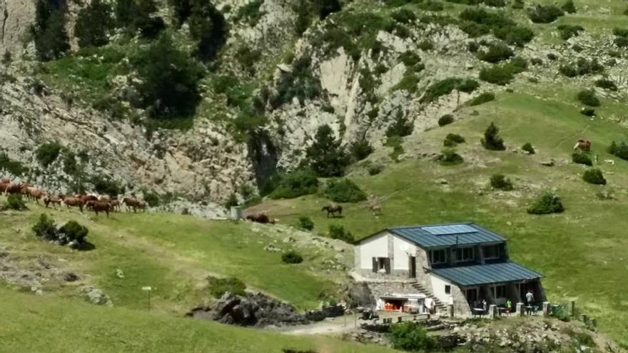 Els refugis del Pirineu s'uneixen per tenir més finançament i promoció
