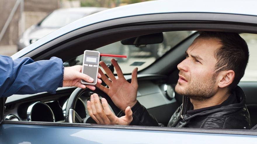 El 45,5% de muertos en carretera estaba bajo los efectos del alcohol