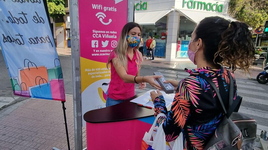 Regresan los 'Días sin IVA' al centro comercial La Viñuela de Córdoba