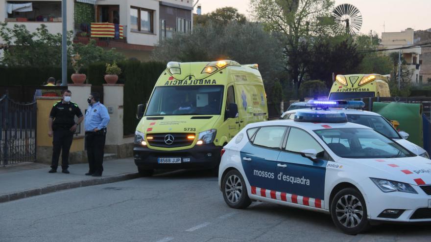 Mor la nena de 5 anys que va caure en una piscina de la Bisbal