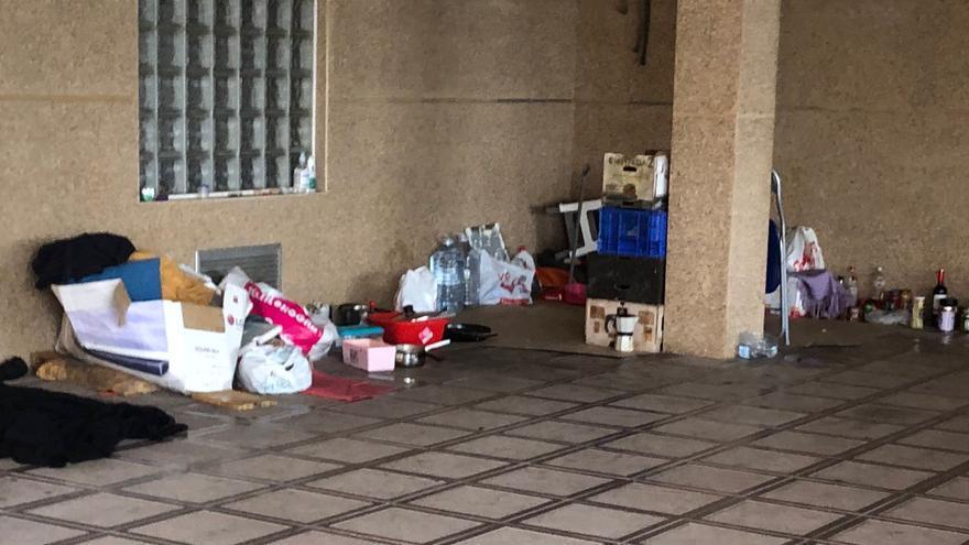"""Si decimos que atendemos a 15 personas sin hogar a diario, nos quedamos cortos"", dicen desde Cáritas"