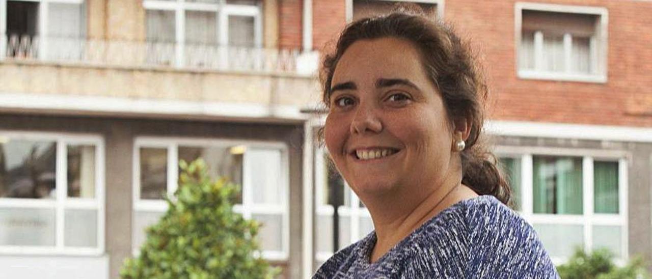 Teresa Valdés-Solís. | Laura Caraduje