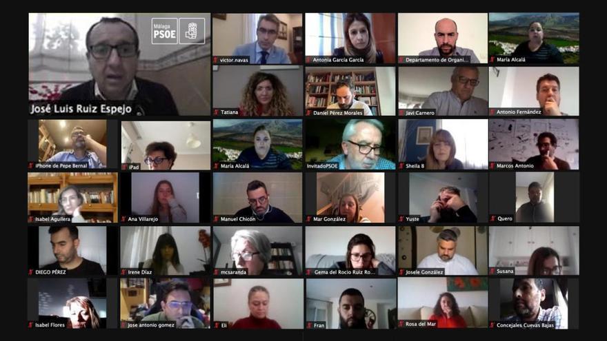 El PSOE pide a la Junta y a la Diputación ayudas para la hostelería y el empleo