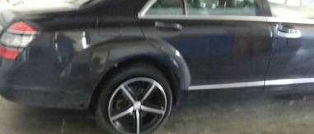 Alerta en la AP-7 de Castelló por robos en vehículos tras pinchar las ruedas