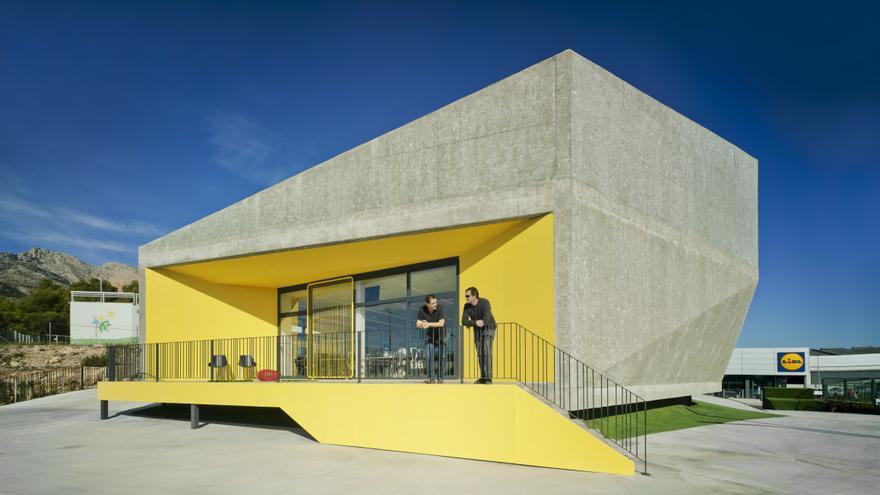 El Colegio de Arquitectos de Alicante celebra el Día Mundial de la Arquitectura en La Nucía