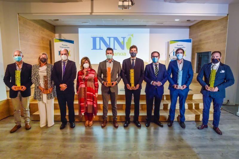 Los InnoBankia galardonan a seis empresas canarias
