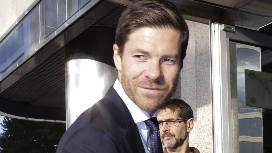 La Fiscalía presenta una tercera querella contra Xabi Alonso