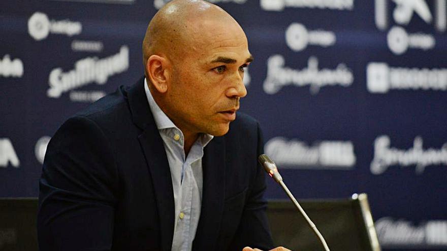 """Manolo Gaspar: """"Pronto tendremos novedades del mercado de fichajes"""""""