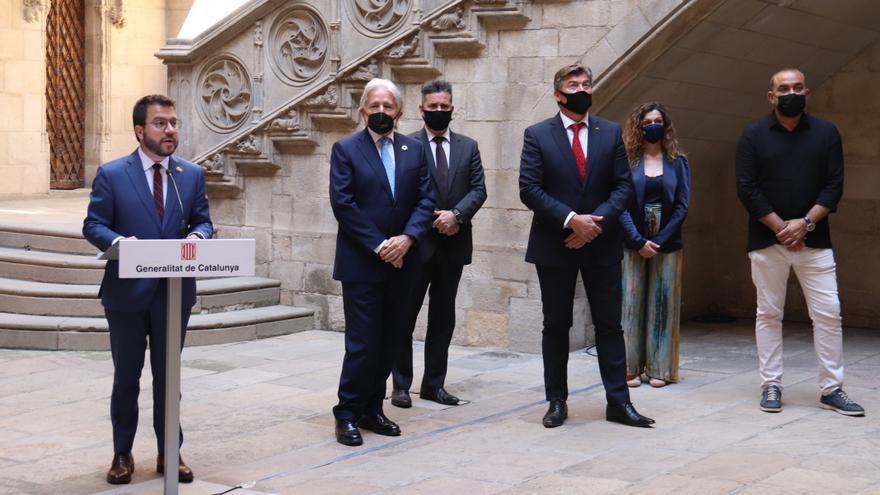 El Govern anuncia un pago único de 600 euros para los 119.000 catalanes en ERTE, a abonar antes de agosto