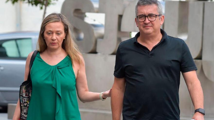 Sosa acusa a Alba de jugar con la difícil situación del dueño de Seguridad Integral