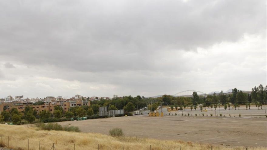 Cubillana se hará cargo de las obras del parking de autocaravanas de Mérida