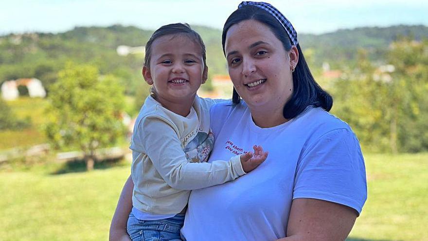 La experiencia de una madre de Vilagarcía que ha escolarizado a su hija en Meis