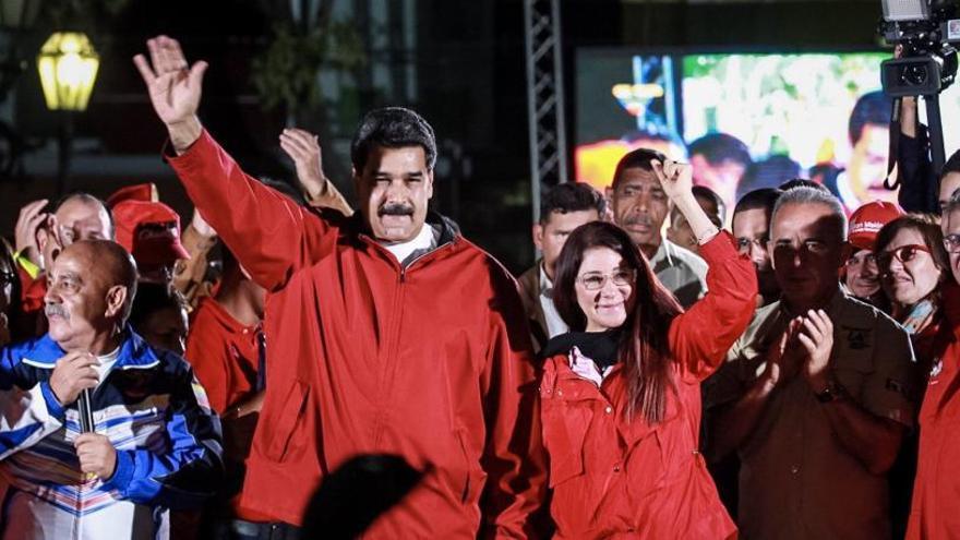 Maduro cifra la participación en el 41%; oposición en el 12%