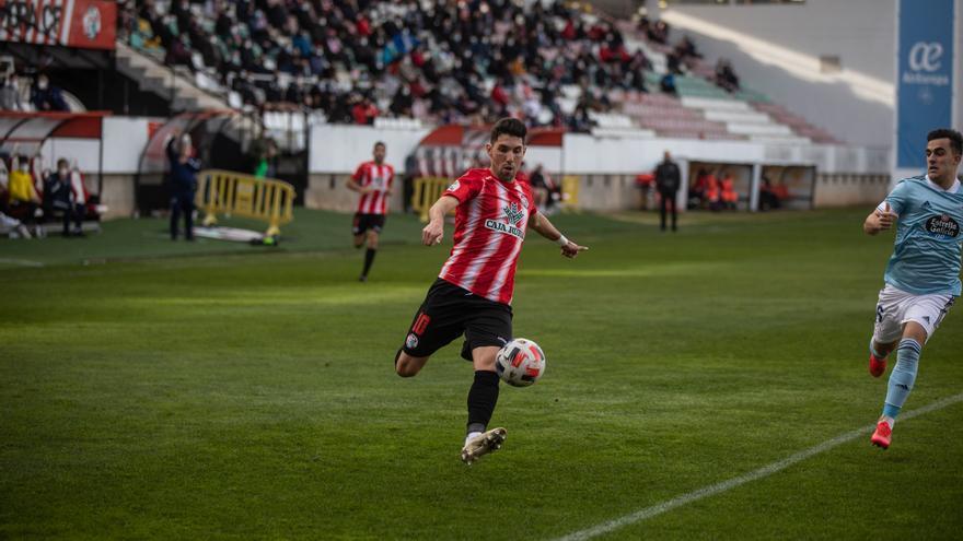 GALERÍA | Las mejores imágenes del partido entre el Zamora CF y el Celta de Vigo B