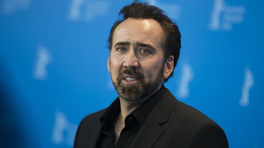 Nicolas Cage, un domador de fieras en la nueva apuesta de Amazon