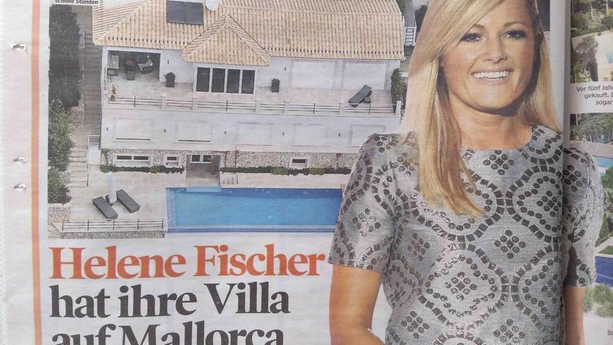 Helene Fischer hat Villa auf Mallorca verkauft