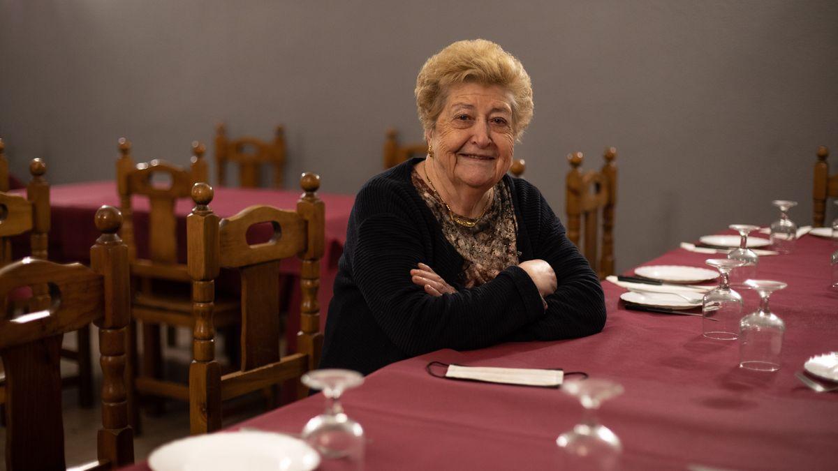Aurelia Matellán pregona las fiestas de Fuentesaúco