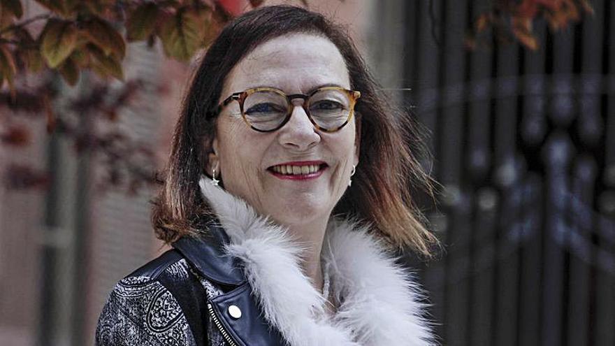 Carmen Orte: «A mí no me has preguntado si soy progresista, eso no se improvisa»