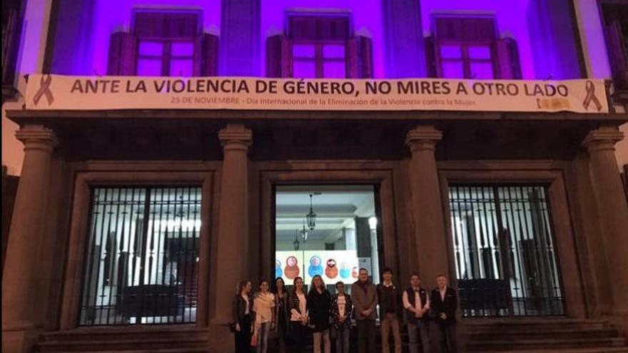 La asociación Mararía, Lorenza Machín y Aguas de Teror, Premios Meninas 2019