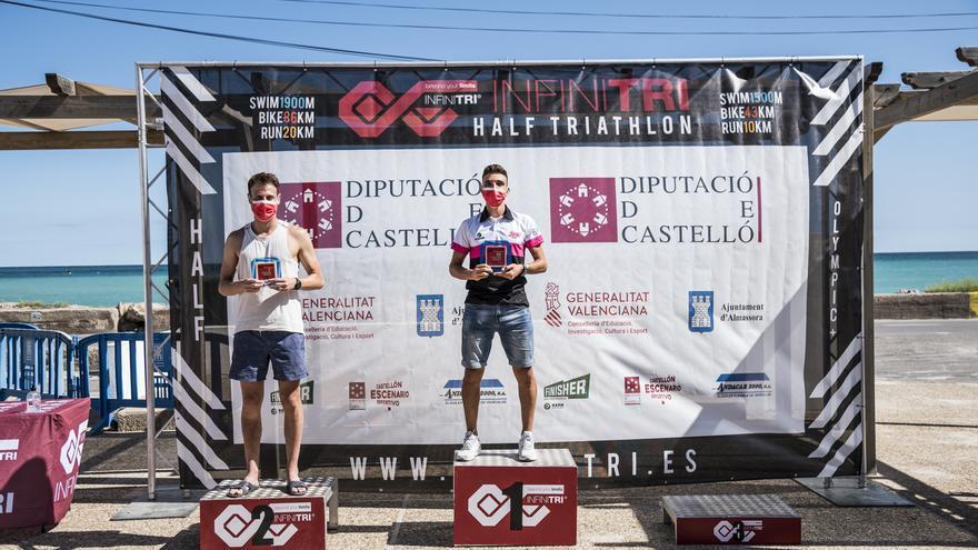 Almassora cierra con éxito la 5ª edición del Infinitri Triathlon