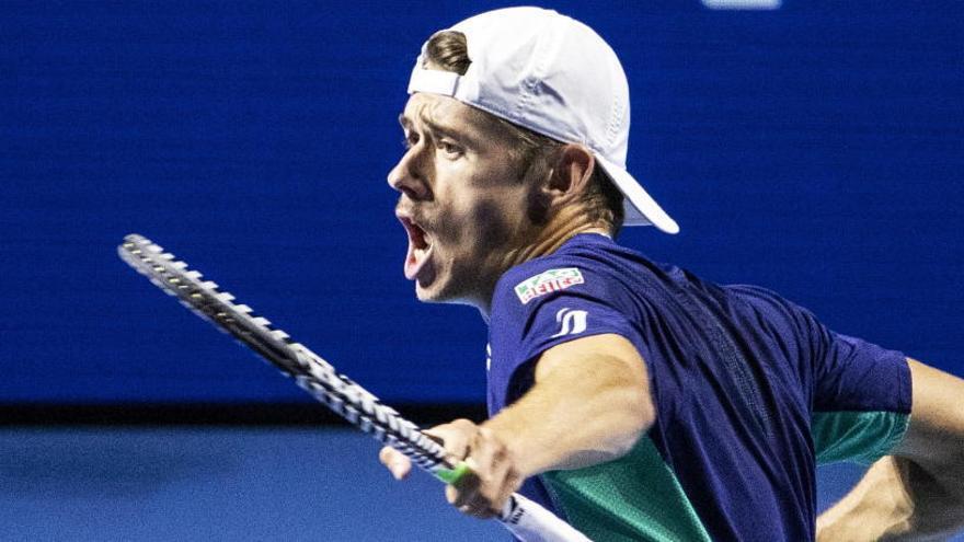 De Minaur-Federer, final del Masters de Basilea